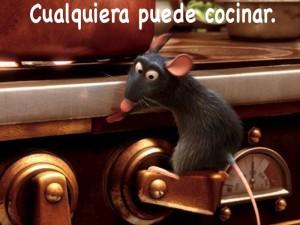 Ratatouille visto por maestra