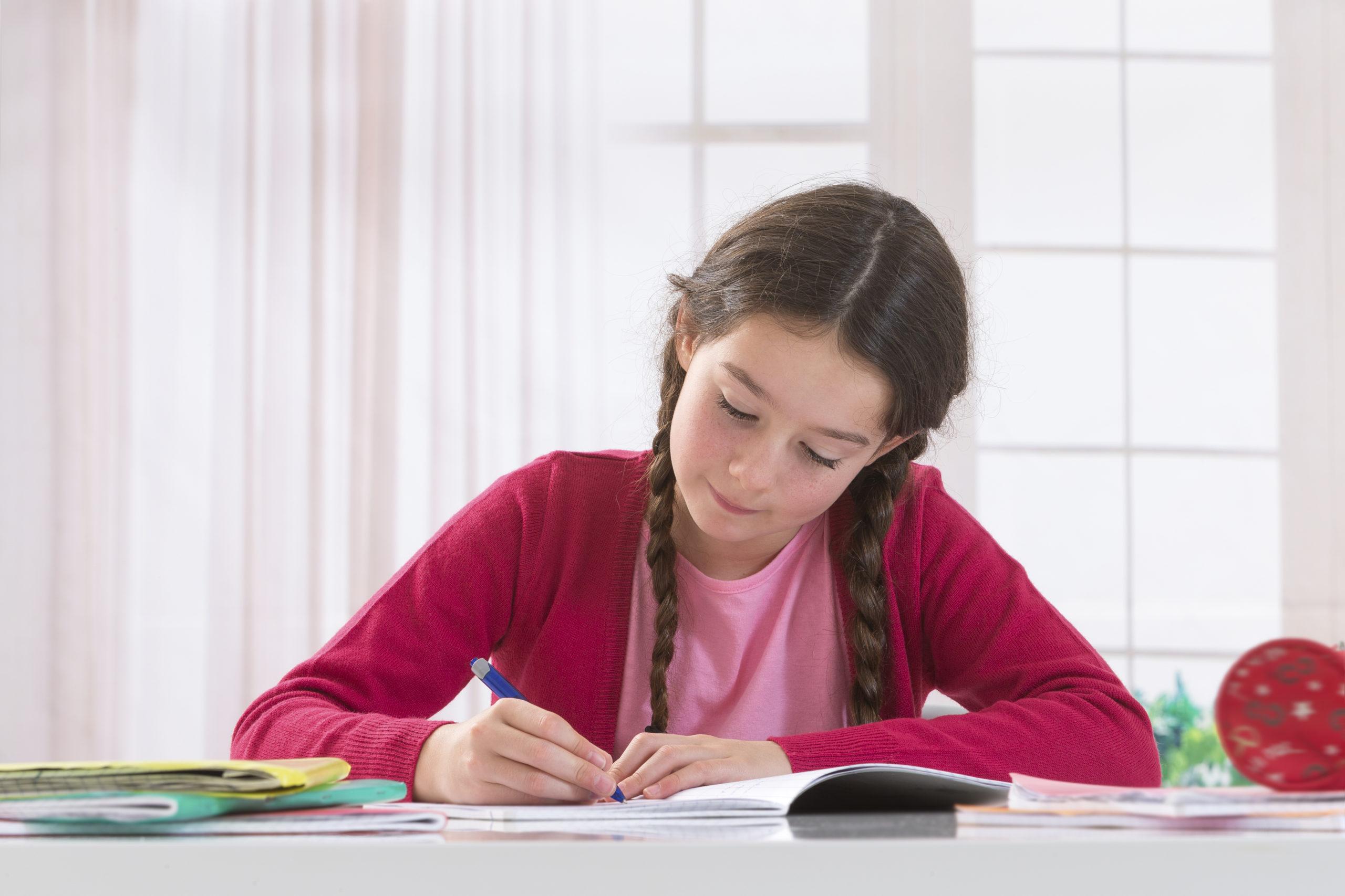 Autonomía para hacer deberes