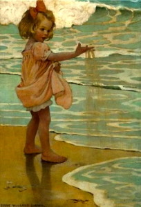 ilustración de Jessie Willcox Smith