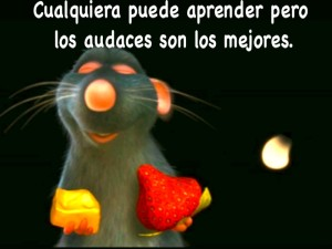 los niños y Ratatouille