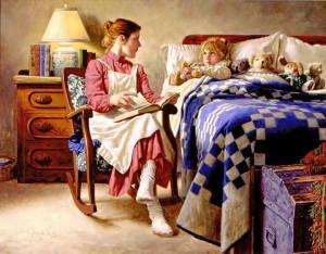 Los niños y el arte. Fuente: art odyssey